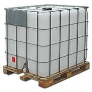 Пластиковые емкости на 1000 л 1 раз б/у (еврокубы).